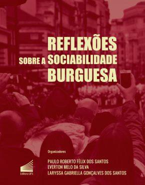 Reflexões sobre a sociedade burguesa_Capa