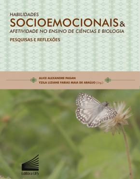 Capa_Habilidades socioemocionais & afetividade no ensino de ciências e biologia pesquisas e reflexõe