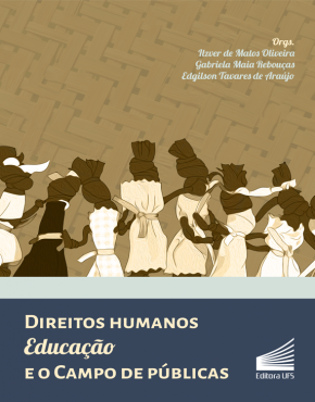 Capa_Direitos Humanos Educação e o Campo de Públicas