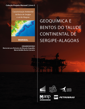 Capa_Geoquímica e Bentos do Talude Continental de Sergipe-Alagoas