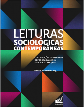 CAPA Leituras Sociológicas Contemporâneas 2002-01