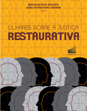 Capa_Olhares sobre a justiça restaurativa